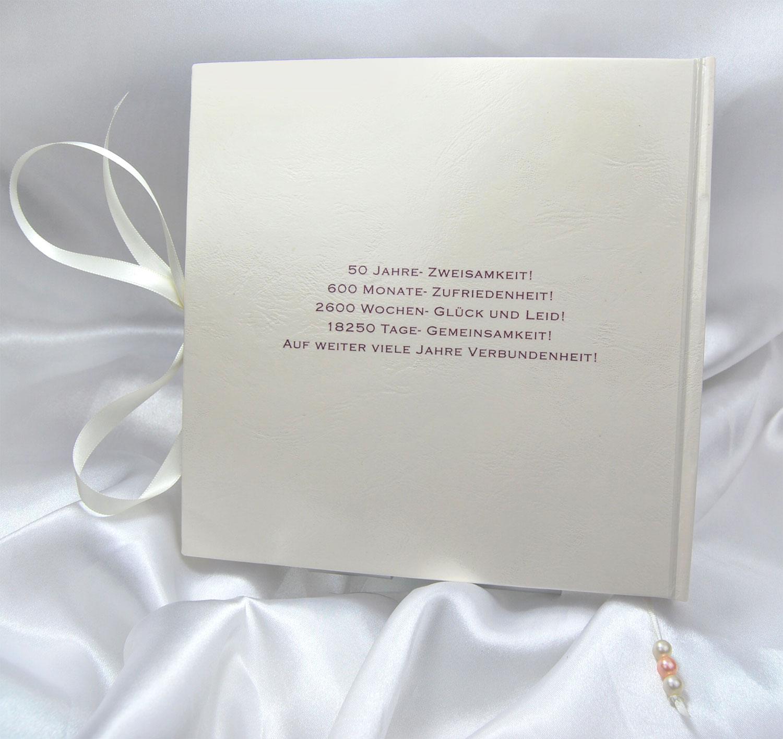 Wwwmy Own Storyde Gästebuch Zur Goldhochzeit Goldene